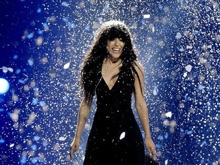 And your #ESC250 winner is...Loreen!