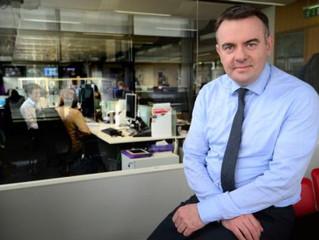 IRELAND'S NOEL CURRAN ANNOUNCED AS NEW EBU DIRECTOR GENERAL!!