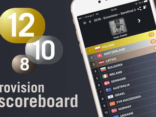 #FEATURE | MYEUROVISIONSCOREBOARD - A EUROVISION MUST HAVE!!