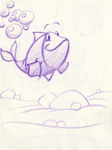 Sketch with Kids: Fishbowl