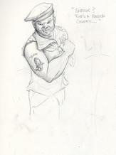 Sketchbook: Character Concept