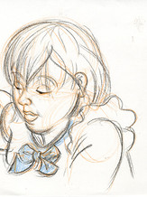 Sketch with Kids: Ella