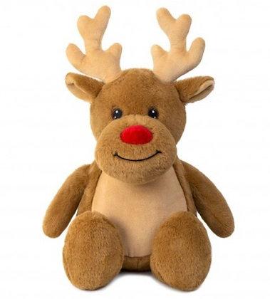 Reindeer Personalised Teddy Bear