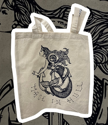 Made in Hull - Tote Bag - Cotton