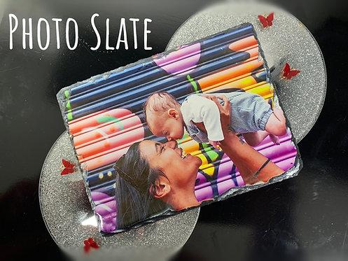 Photo Slate Glossy Finish