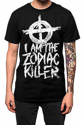 Zodiac - Serial Killer Range T-Shirt