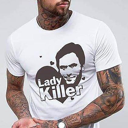 Ted Bundy Lady Killer - Serial Killer Range T-Shirt