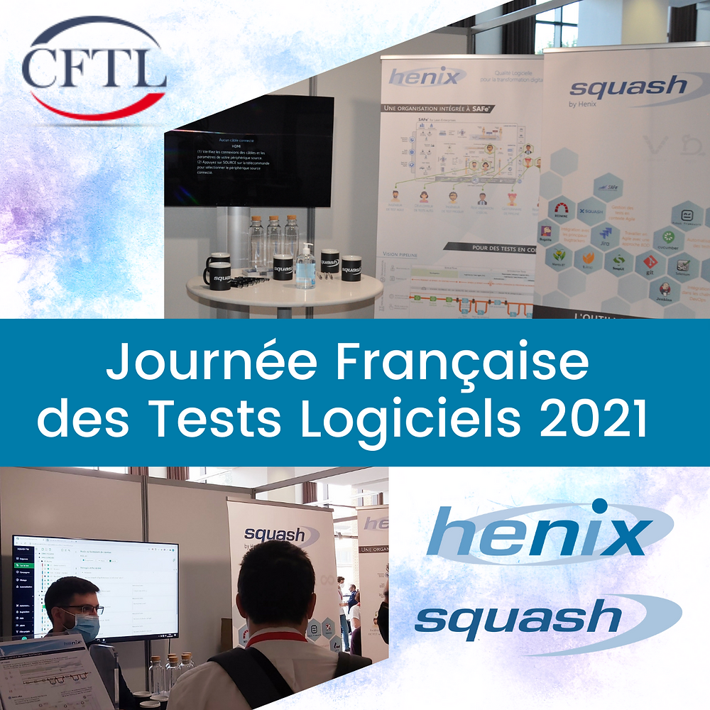 Journée Française des Tests Logiciels 2021 (JFTL)