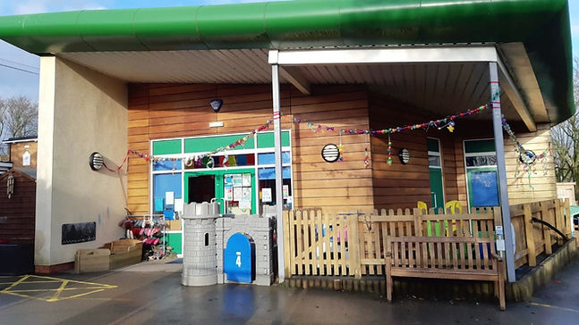 Find Out More About Tollerton Playgroup