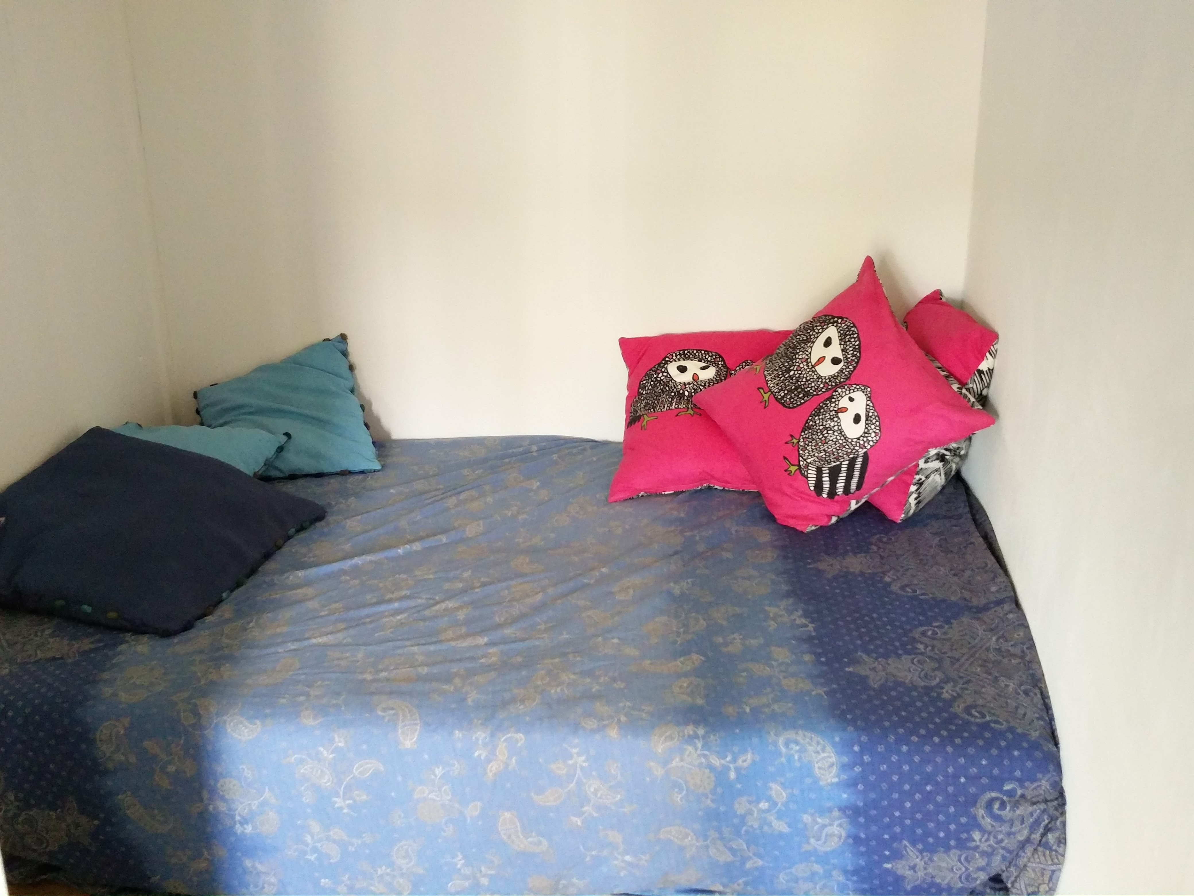 Bett für 1-2 Personen