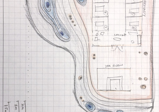 Sketch Concept Isla X