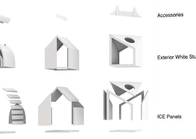 Cabin Design Iterations