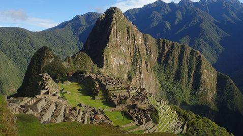 Incan homage