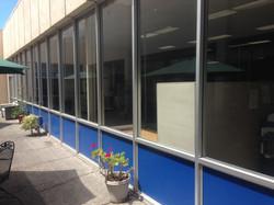 Office/ industrial atrium