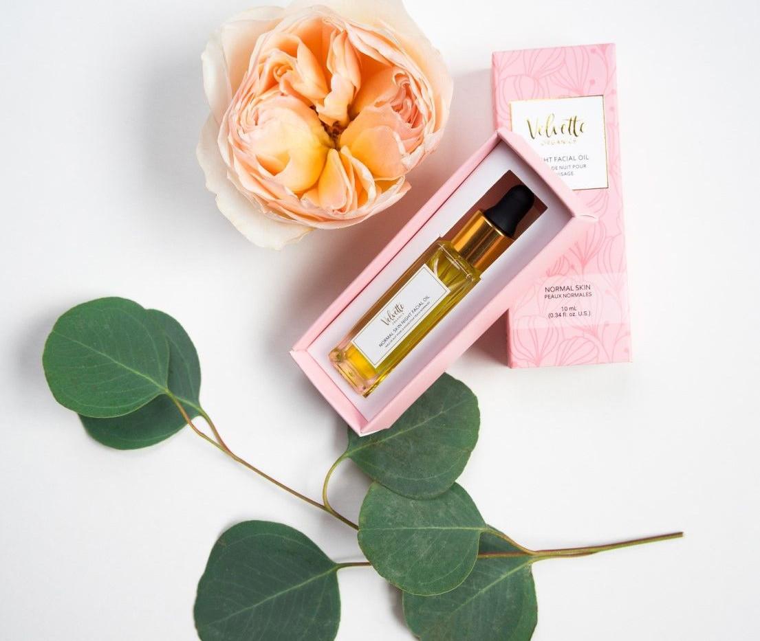 Velvette Organics Facial Oil
