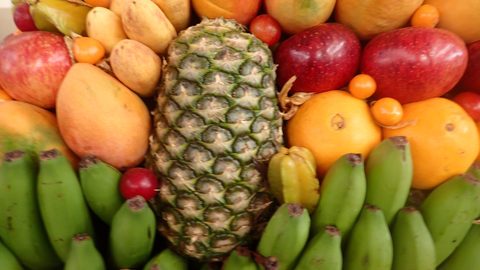 Hija de fruta