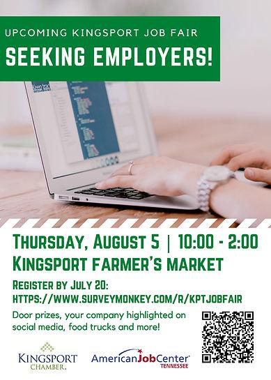 Kingsport Job Fair _ Seeking Employers.jpg