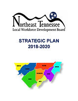 NETLWDB Local Strategic Plan Cover Page.