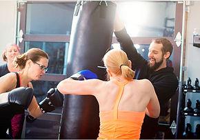 Kickboxing Session