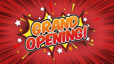 Grand Opening Events
