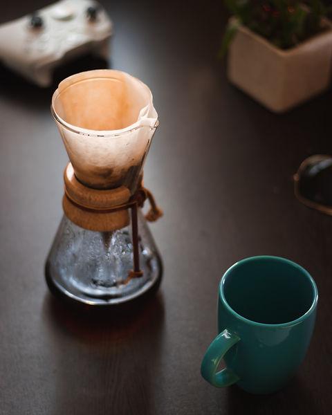 photo-of-brewed-coffee-near-empty-mug-33