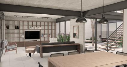 3D Sketchup Projeto Casa Barra Baumann Arquitetura Interiores (13).jpg
