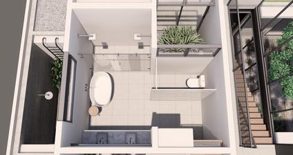 3D Sketchup Projeto Casa Barra Baumann Arquitetura Interiores (6).jpg