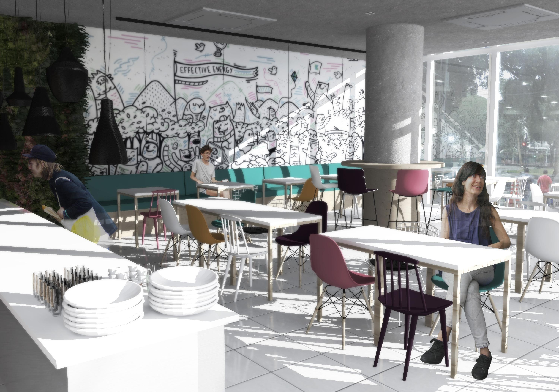 Hotel Ibis Budget Rio de Janeiro Baumann Arquitetura - Restaurante