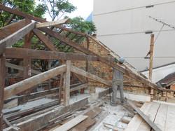 Restauro do Telhado Original
