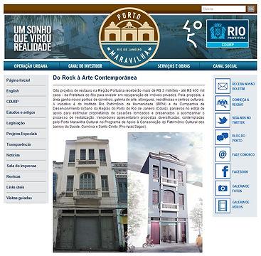 Projeto de Arquitetura Hostel Rio de Janeiro
