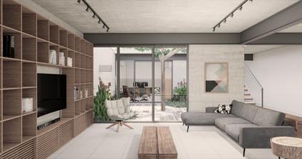 3D Sketchup Projeto Casa Barra Baumann Arquitetura Interiores (14).jpg