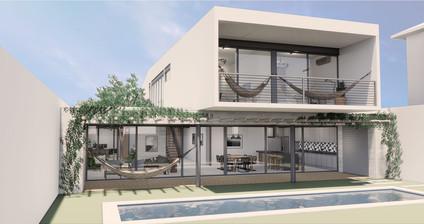 3D Sketchup Projeto Casa Barra Baumann Arquitetura Interiores (27).jpg