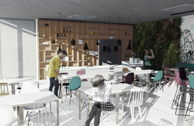 Hotel Ibis Budget Rio de Janeiro Baumann Arquitetura - Restaurante 2
