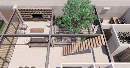 3D Sketchup Projeto Casa Barra Baumann Arquitetura Interiores (9).jpg
