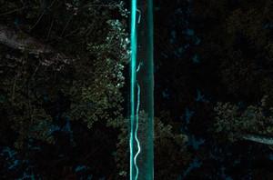 Nocture du Parc Acrobatique du Lac d'Aignan