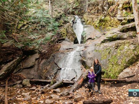 Syphon Falls & Gayle Creek Loop ~ Adventures in the Shuswap