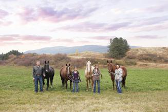 Okanagan - Shuswap Equine Photographer