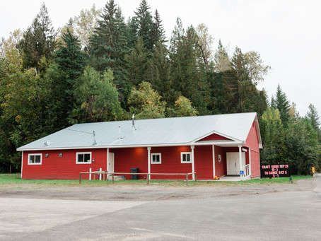 The Little-Big Hall in The Shuswap