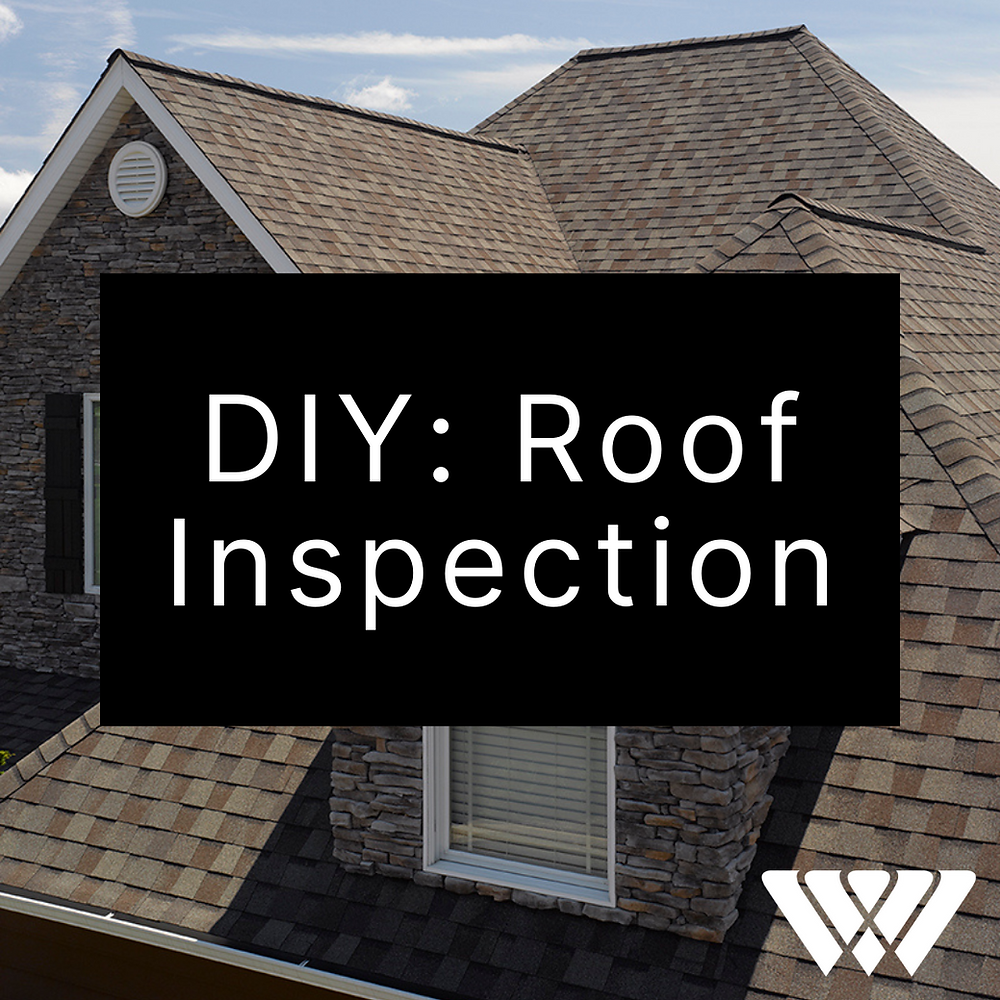 How to do a roof inspection