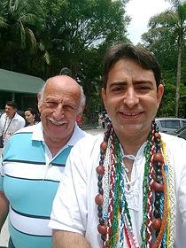 Pai ronaldo linares FUGABC