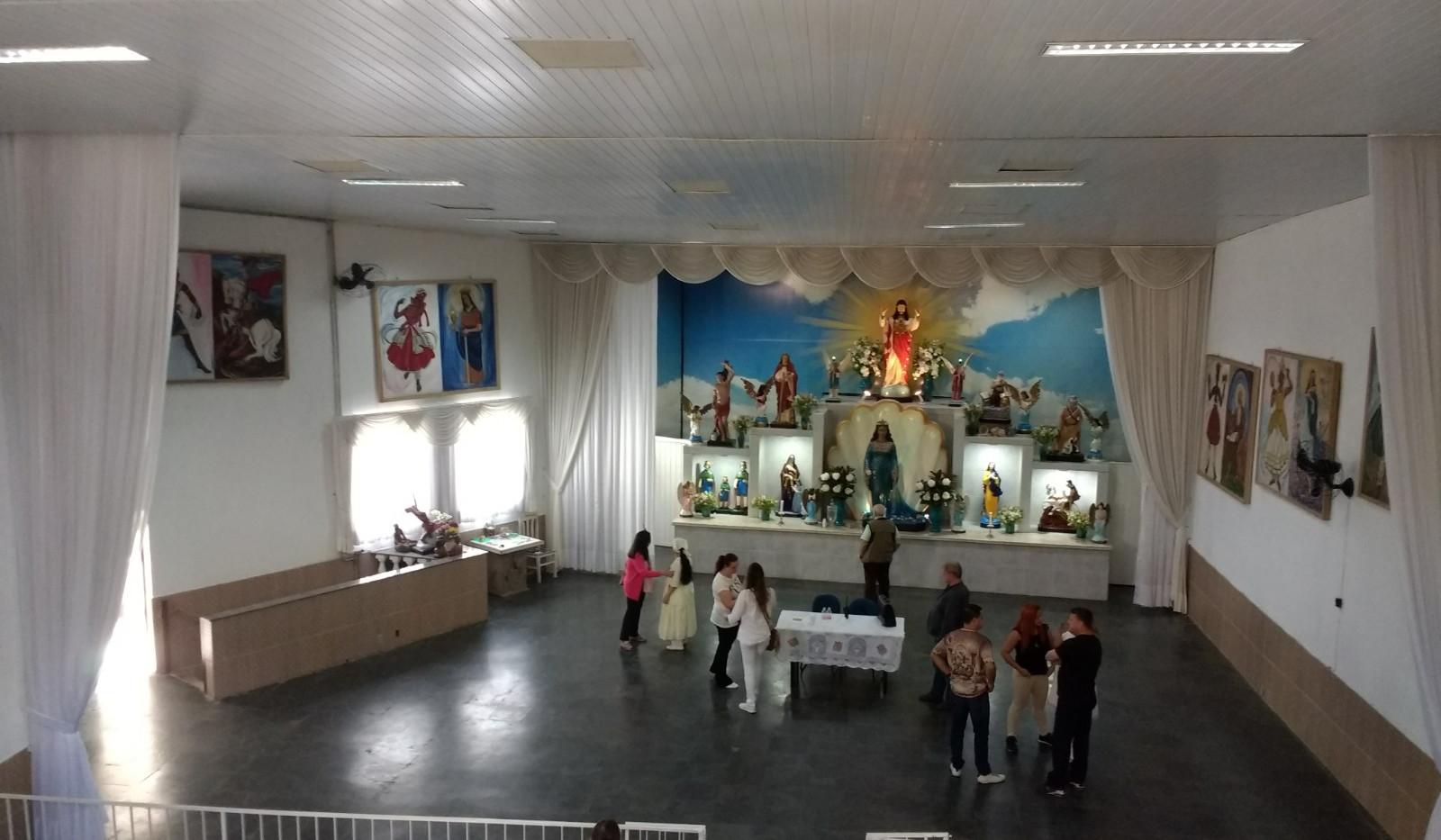 FUGABC Casa de Pai Benedito de Aruanda