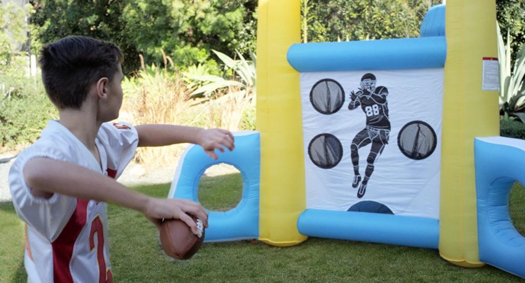 Football Inflatable - Bounce House - Boca Raton, Florida 786-423-8759