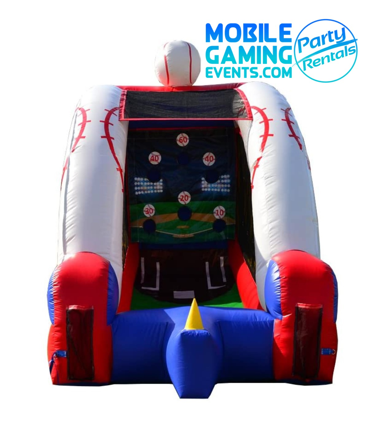 Baseball Inflatable Rental - Birthday -