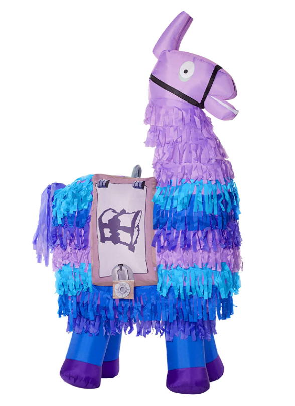 Fortnite Llama Inflatable Decoration Ren