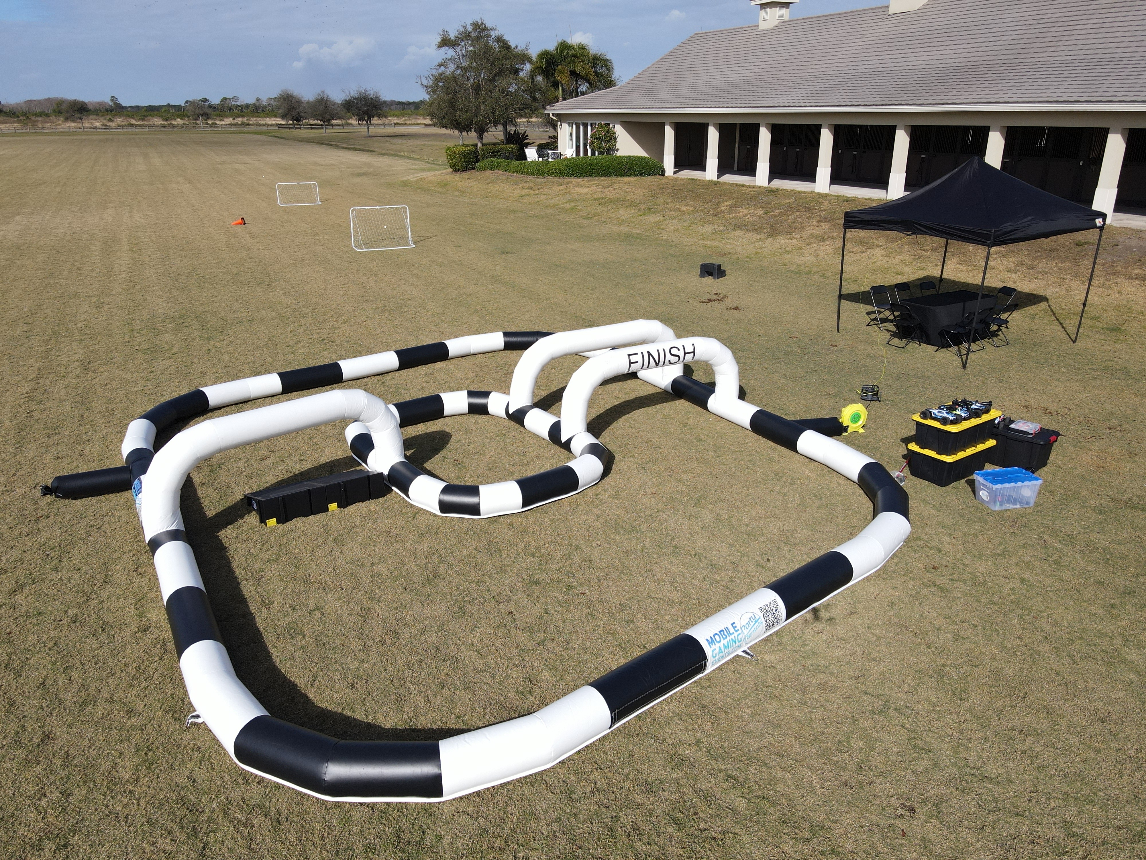 RC car party - Birthday party - Miami
