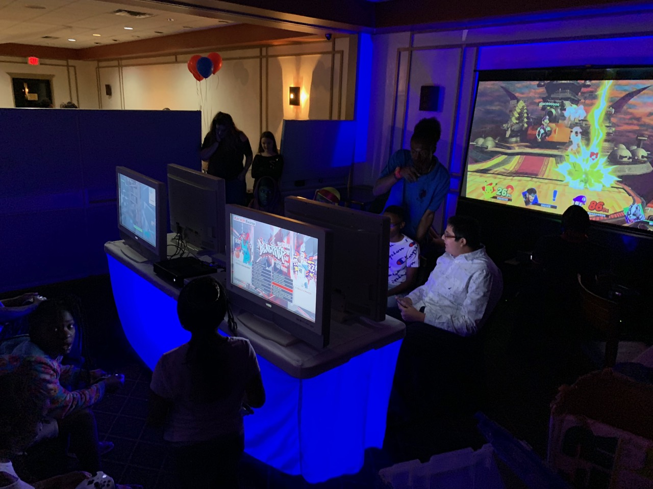 Game Truck Florida Rental - Birthday Par