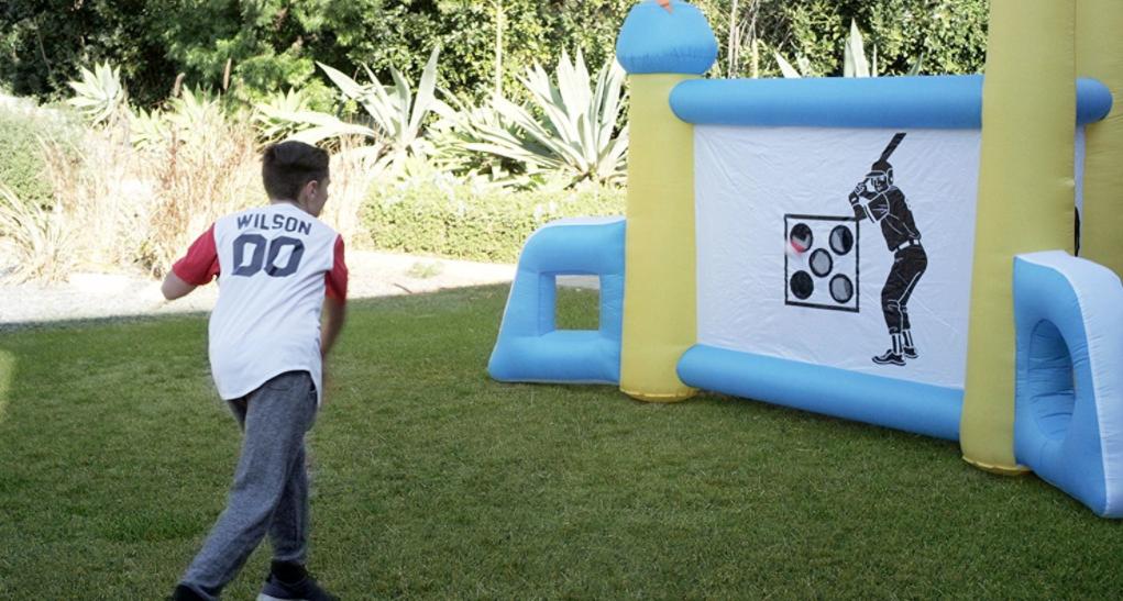 Baseball Inflatable - Bounce House - Parkland 786-423-8759