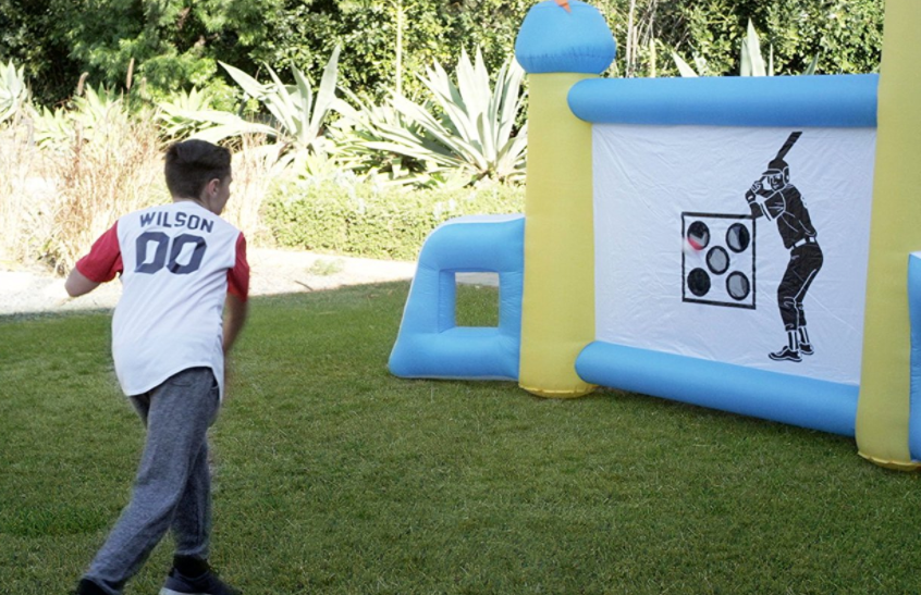 Baseball Inflatable - Bounce House - Parkland 786-423-8759