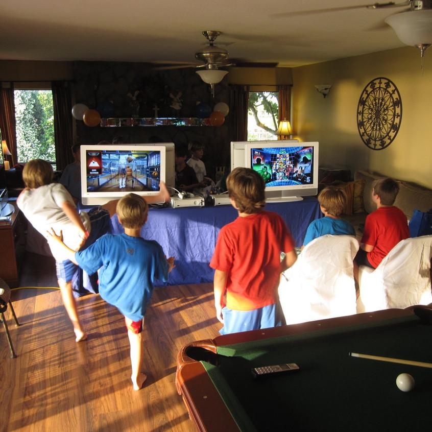Video Game Party Miramar