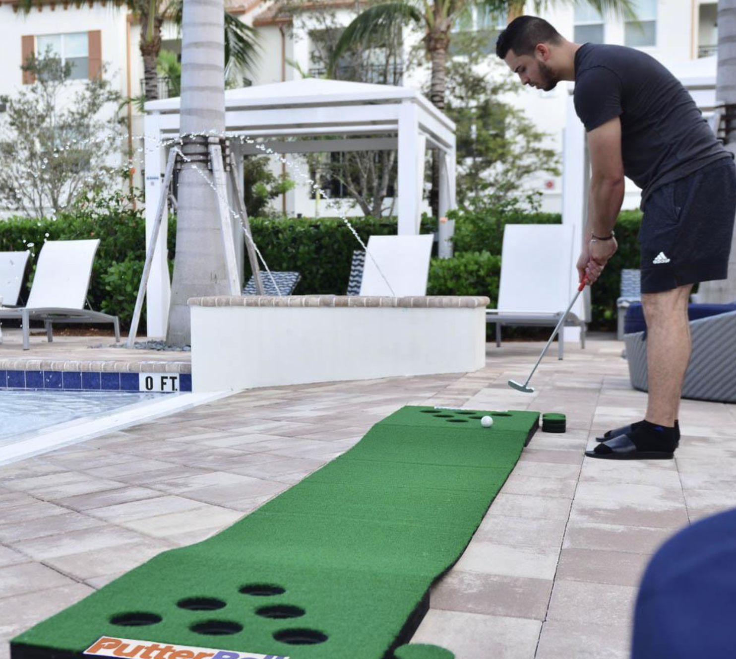 Putter Pong Golf Rental Florida - Corpor